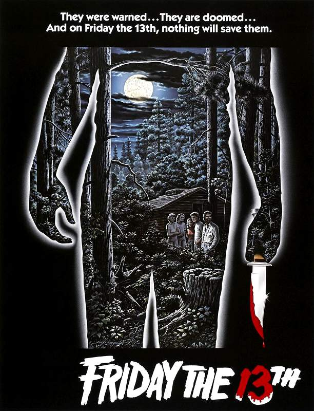 Friday The 13th Poster Original