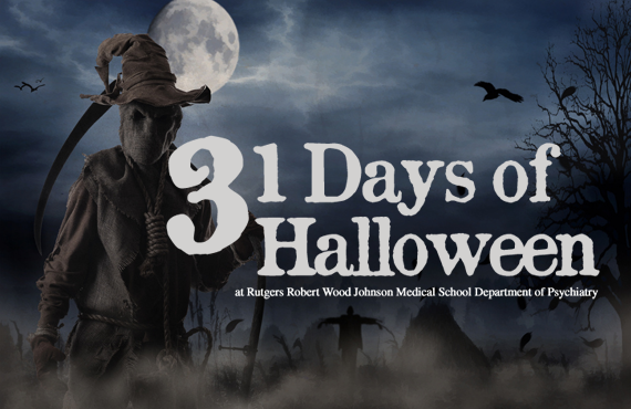31 Days of Halloween